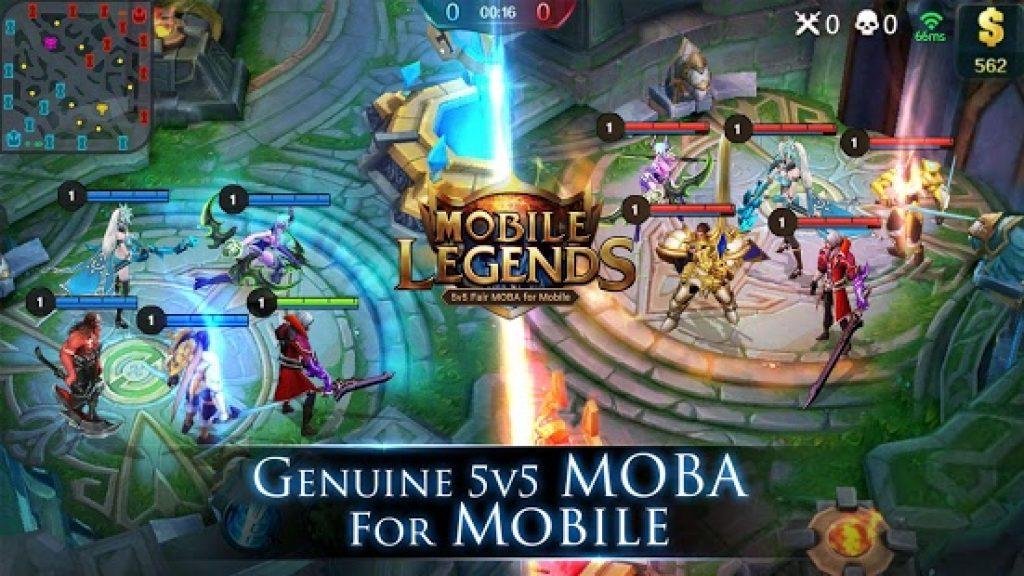 Mobile Legends Bang Bang V 11521331 Mod Apk With