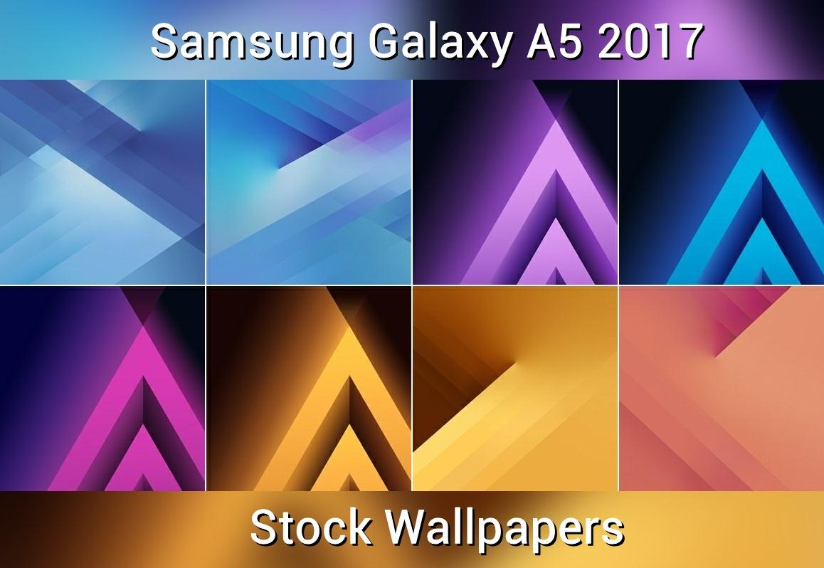 Download Samsung Galaxy A3 2017 Stock Wallpapers Also