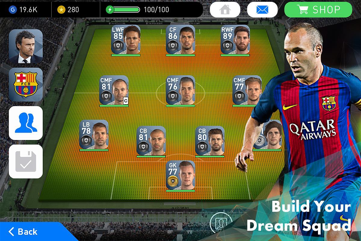 PES 2018 v 2 0 0 Mod apk Pro Evolution Soccer cheats for