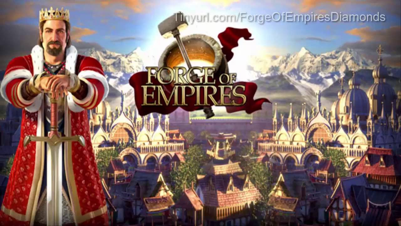 Forge of Empires v1 104 1 mod apk with unlimited money
