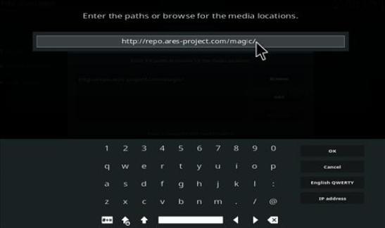 Install Kodi 17.3 Build