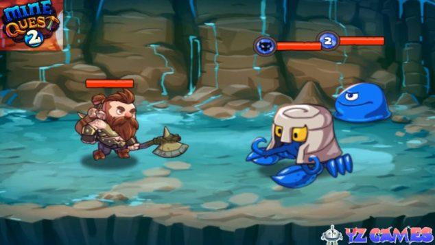 Mine Quest 2  Mining RPG v20 Mod Apk
