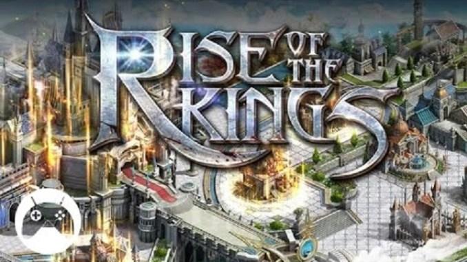 Rise of the Kings v1.1.8 mod apk