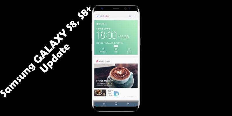 Install Bixby update build XXU1AQF7 on Galaxy S8 & S8+ SM-G950F