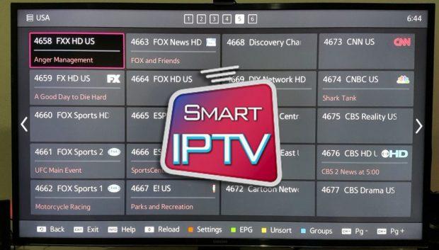Best IPTV apps for Samsung Smart TV 2017  | AxeeTech