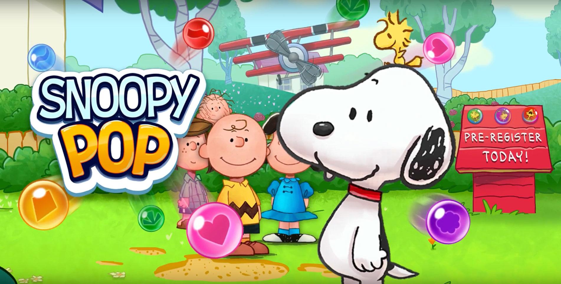 Snoopy-pop-mod-apk