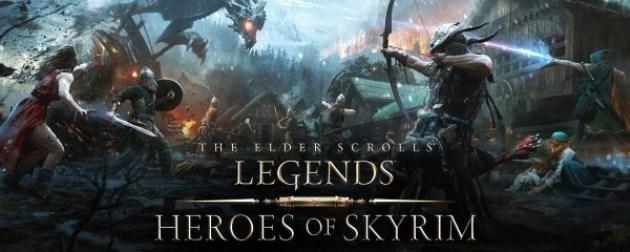 The Elder Scrolls Legends Heroes of Skyrim Mod Apk v1660