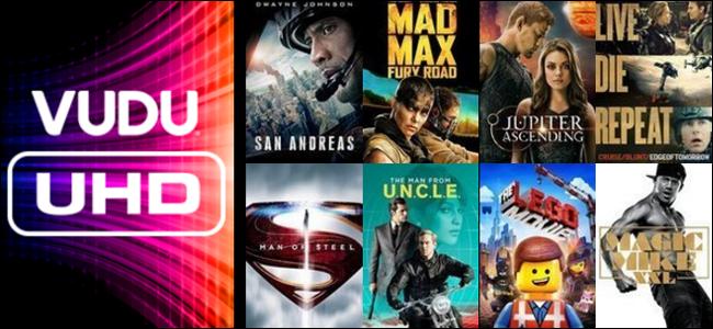 List of all VUDU 4K UHD Movies. [2017]