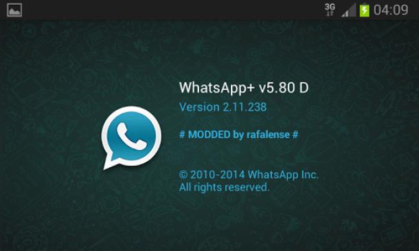 WhatsApp Plus v580 Apk