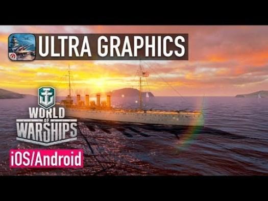 World of Warships Blitz 0.5.72 mod apk