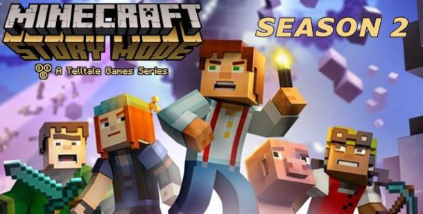 Minecraft: Story Mode - Season Two v1.01 Apk download Direct Link.