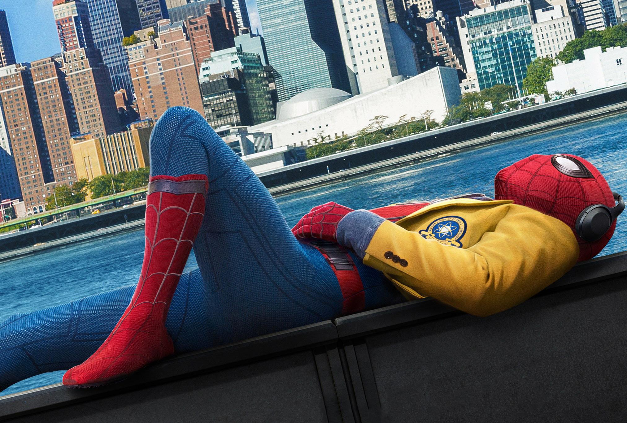 spider-man-homecoming-4k-wallpaper-1