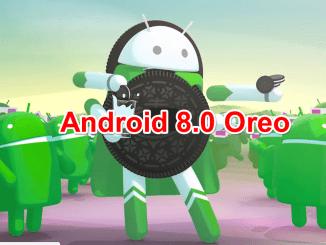 Android 80 Oreo