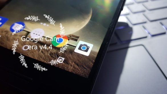 Google Camera v44 Apk
