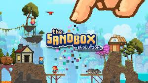 The-Sandbox-Evolution-Mod-Apk