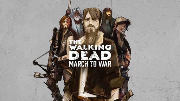 The Walking Dead March to War mod apk hack