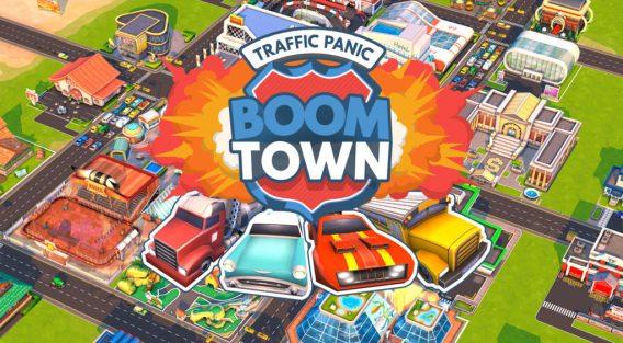 Traffic Panic Boom Town Mod apk Hack