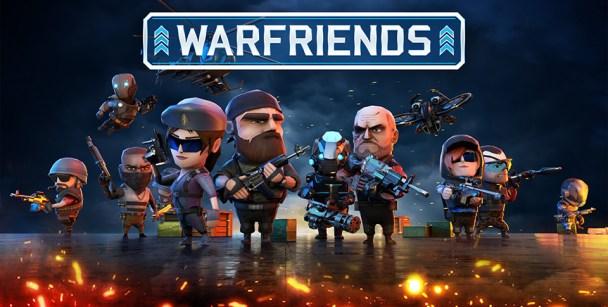 WarFriends PvP Shooter Game mod apk