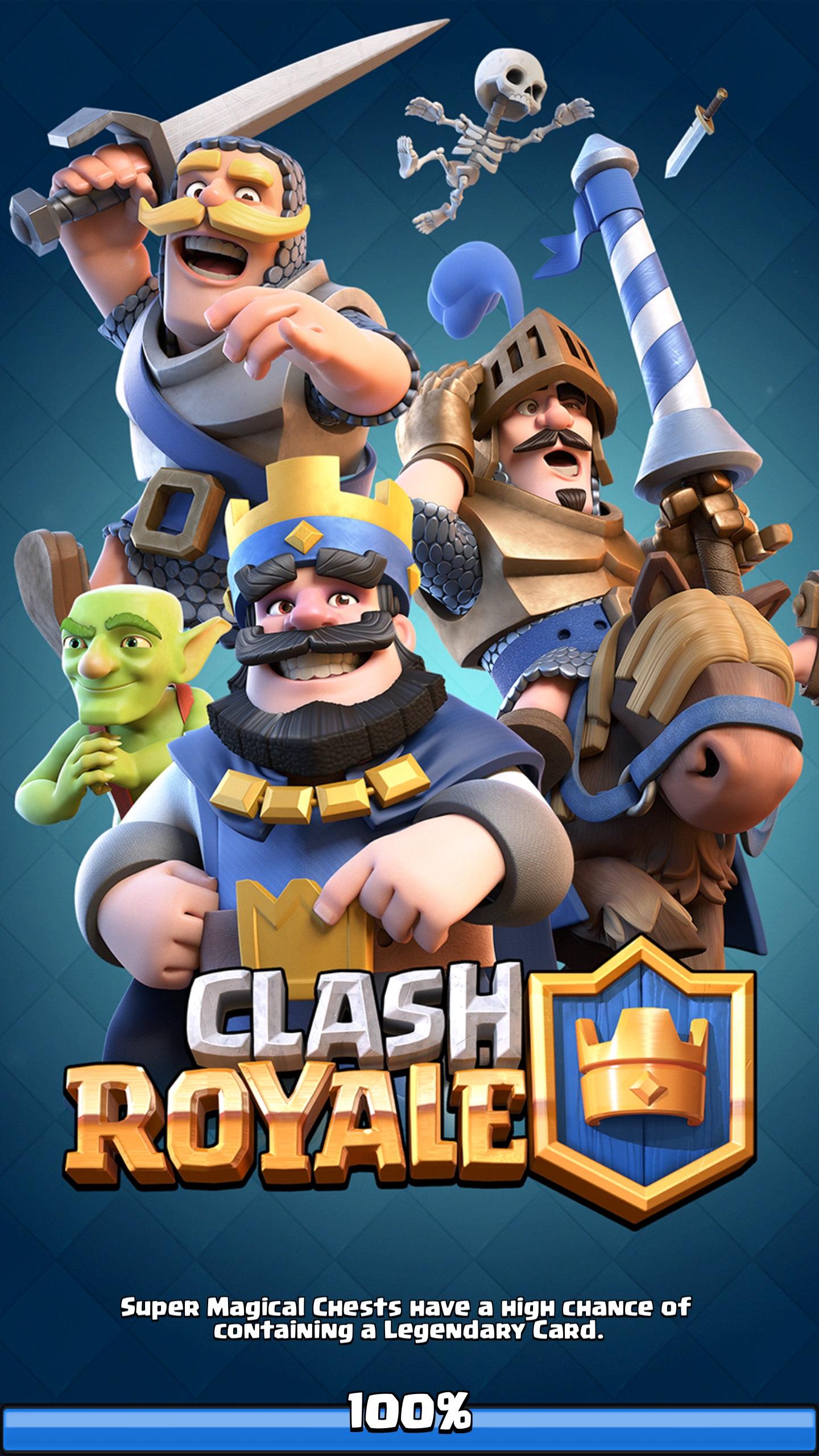 COL-Royale [ Clash Royale v1 9 2] mod apk 100% hack with all