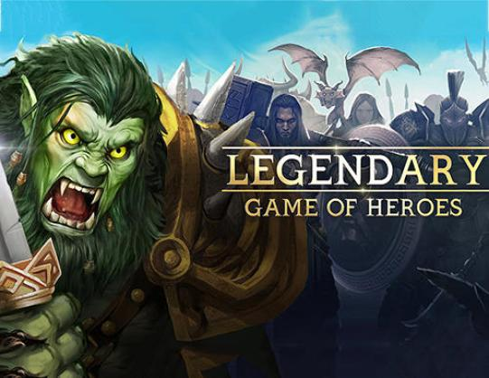 Legendary: Game of Heroes mod apk