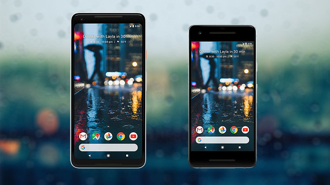 Download Google Pixel 2 And Pixel 2 Xl Stock Wallpapers