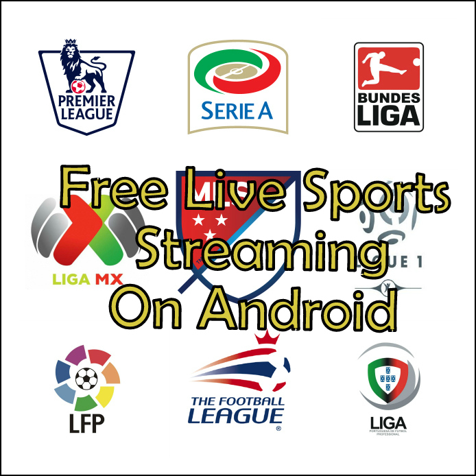 How can you stream Live Sports for free on Your Android