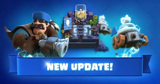 Clash Royale Mod apk 2.1.5