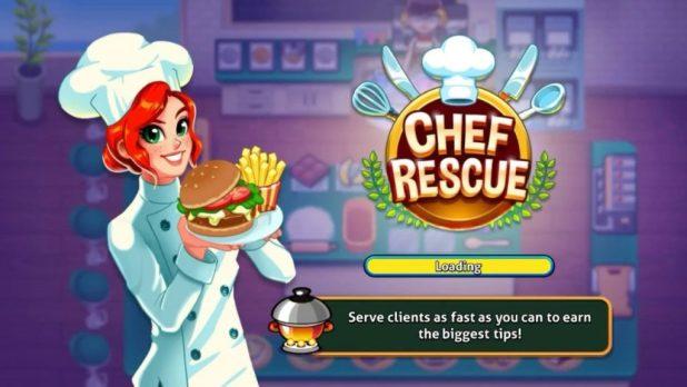 Chef Rescue  Cooking  Restaurant Management Game mod apk hack