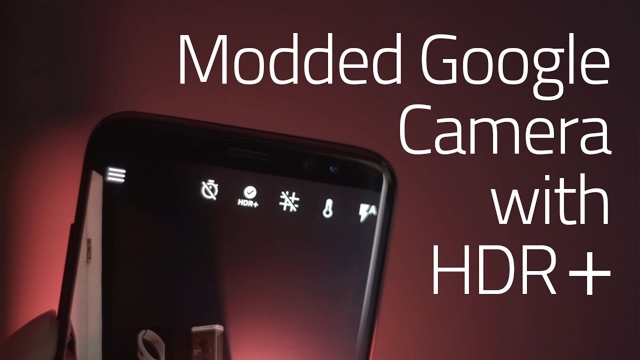 Download GCam mod Apk for Samsung Galaxy S7 and S7 Edge