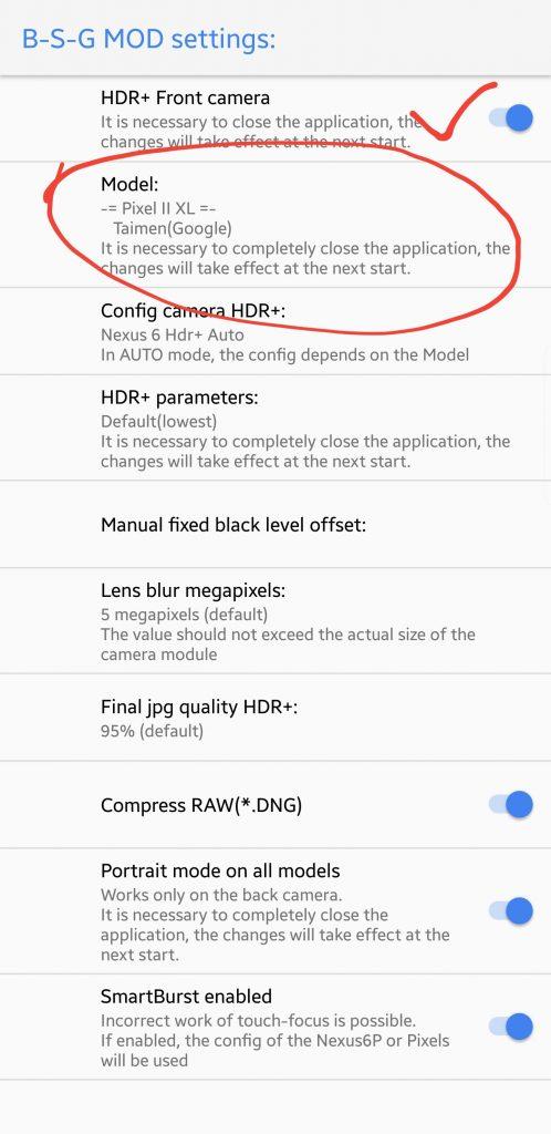 Download Google Camera Mod apk ported for Samsung Galaxy