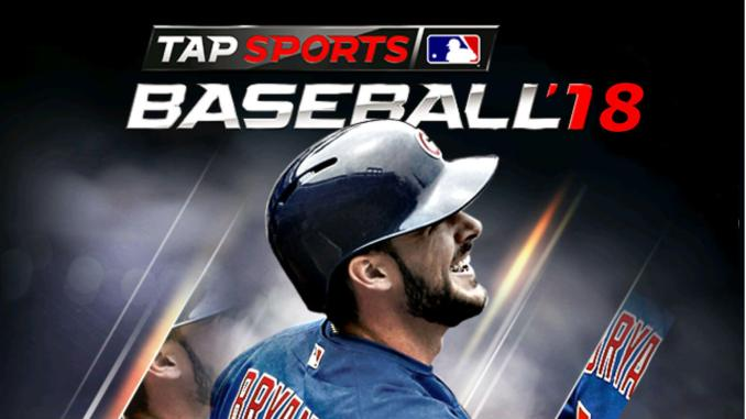 MLB tap Sports baseball 2018 mod apk hack