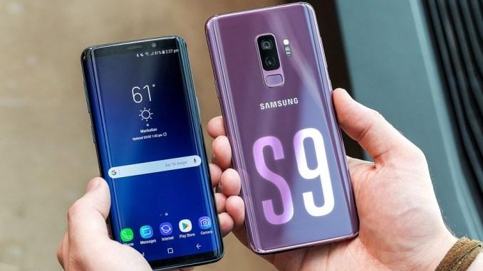 Galaxy S9 Plsu Models