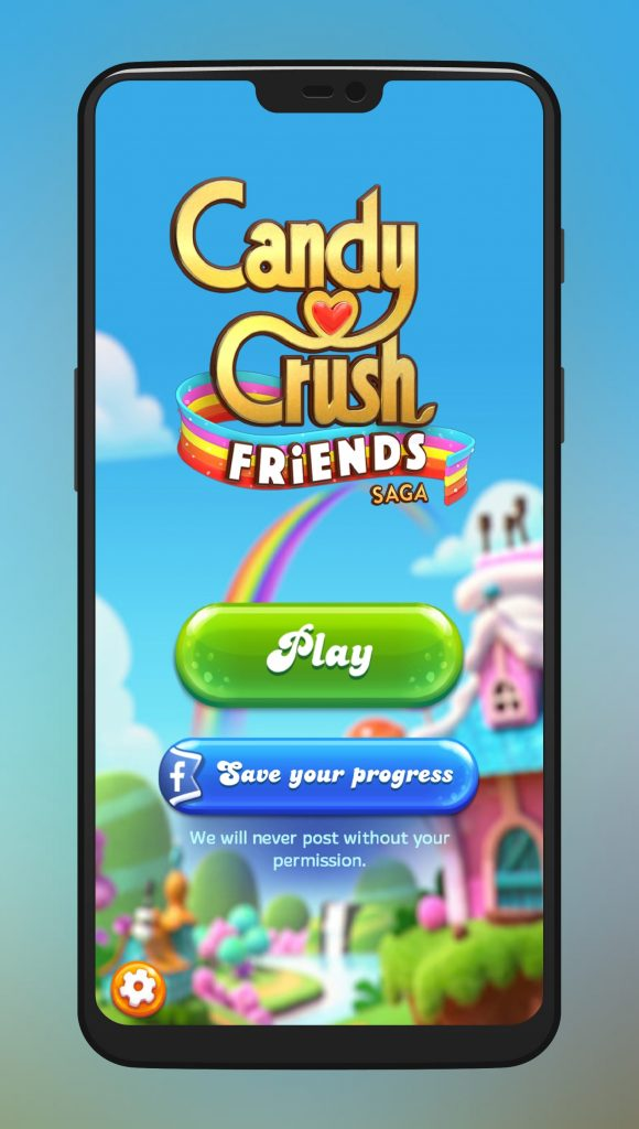 Candy Crush Friends apk for Android and ipa for iOS