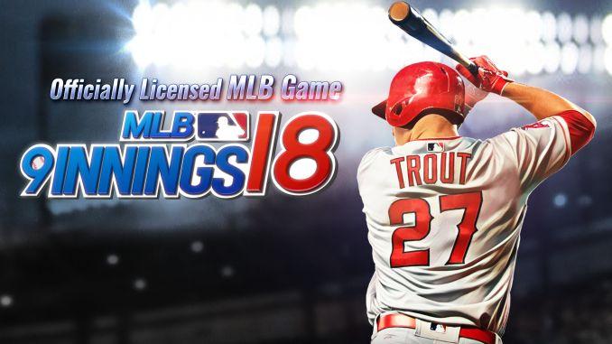 MLB 9 Innings 18 Mod Apk