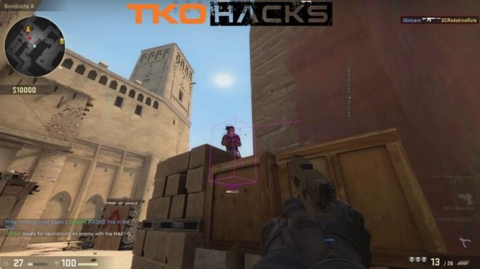 TKO hacks