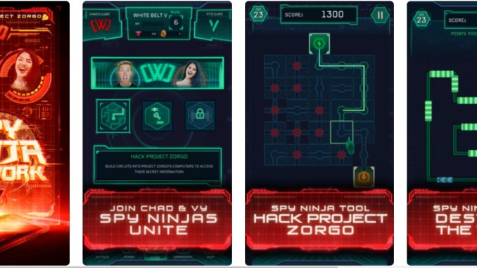 Spy ninja Network Chad & Vy Apk Mod Hack