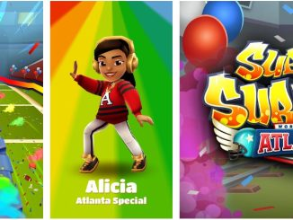 Subway Surfers 2019 Mod apk 1.98.0 Atlanta hack