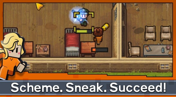 The Escapists 2: Pocket Breakout 1.0.554288 Mod Apk OBB