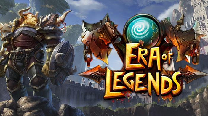 Era of Legends Mod Apk - Fantasy MMORPG in your mobile for 2019