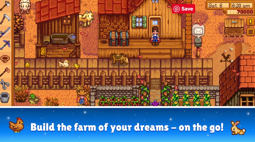 Stardew Valley Mod apk for Android - Direct Download | AxeeTech