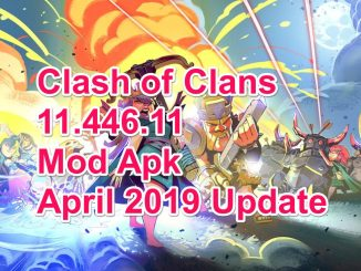 Clash of Clans 11.446.11 mod apk hack