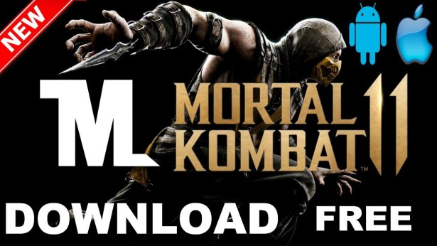 Mortal Kombat 11 Apk for Android