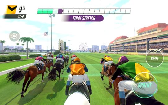Rival Stars Horse Racing Mod Apk Hack Cheats