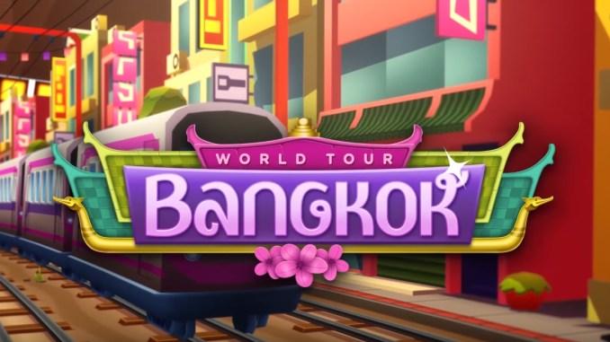 Subway Surfers Bangkok Mod Apk 1.102.0 Hack