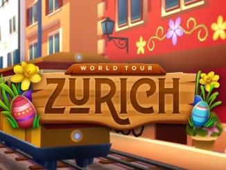 Subway Surfers Zurich 1.101.0 mod apk