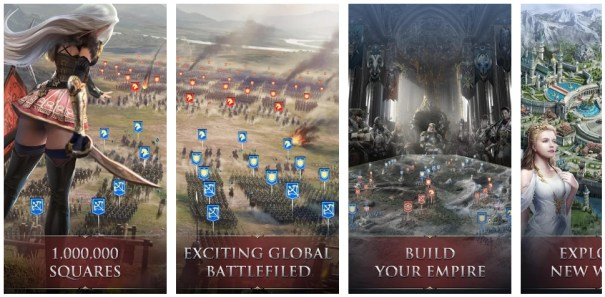Clash of Empires COE Mod Apk Hack for Android Unlimited Coins