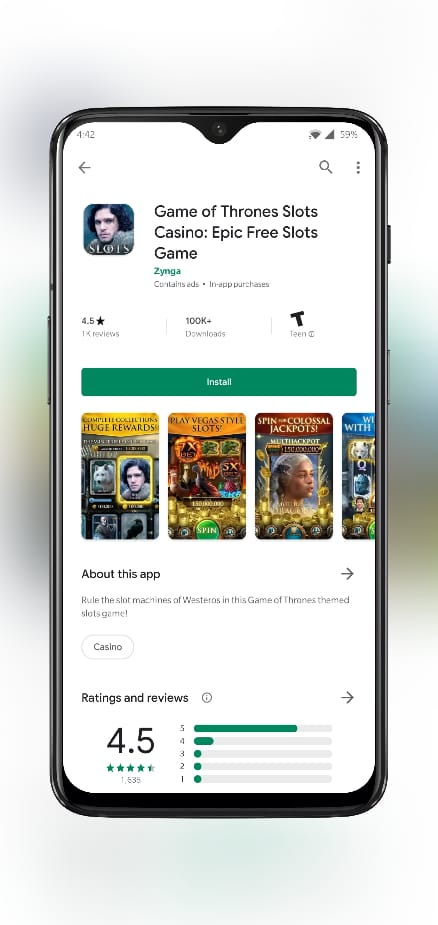 Google Play Store 15.1.24 Apk Screenshot
