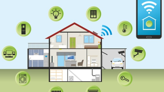 Internet of Things Smart homes