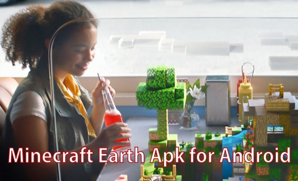 Minecraft Earth Apk OBB Data