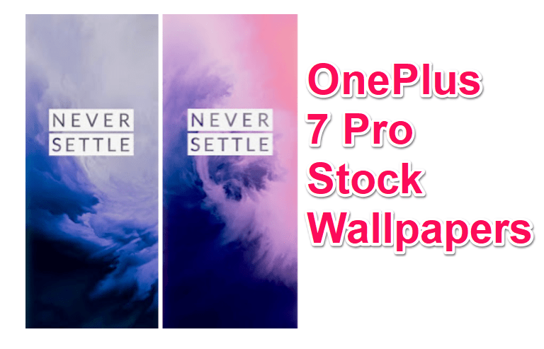 Download OnePlus 7 Pro Stock Wallpapers  | AxeeTech